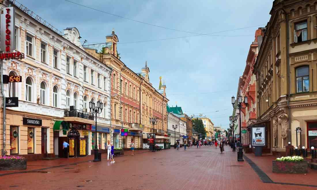 11479cdbd309b ... في بناء الحضارة التعليمية الروسية، من خلال أكبر عدد من الجامعات،  وطلابها من كل مكان بالعالم، فالمدينة تشتهر بالروائع العلمية. السياحة في نيجني  نوفغورود ...
