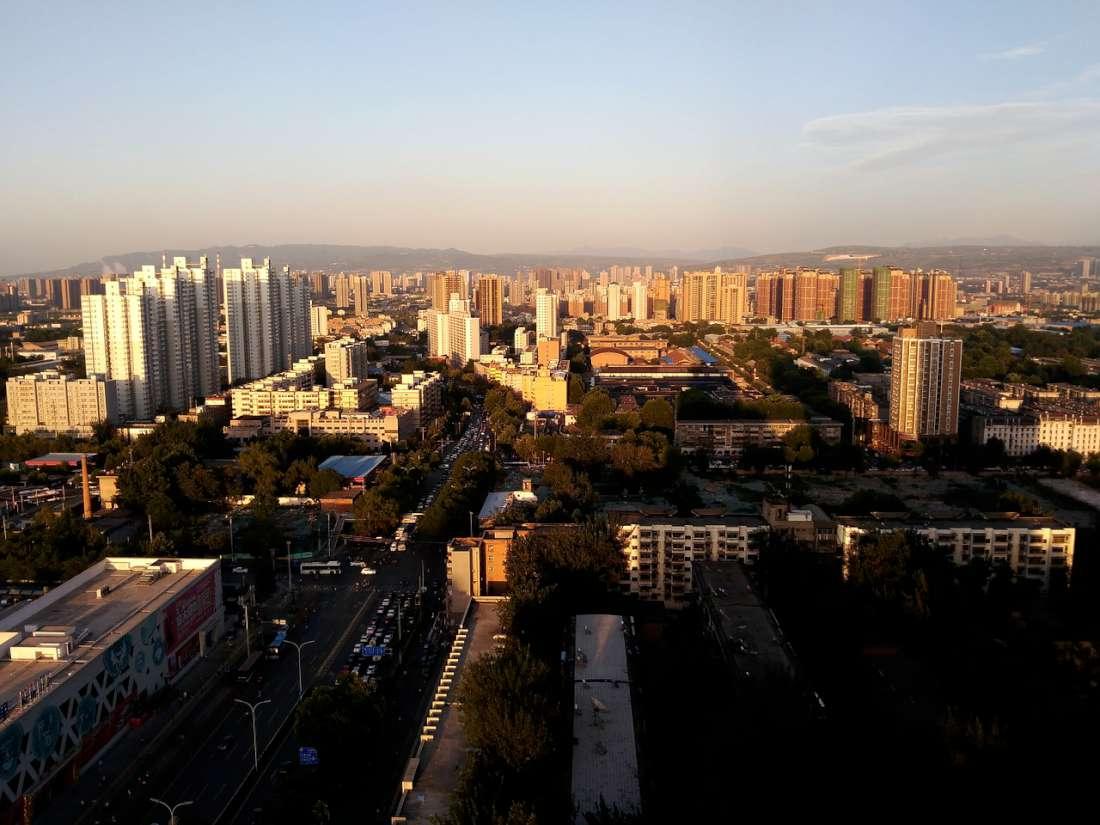 السياحة في شيان