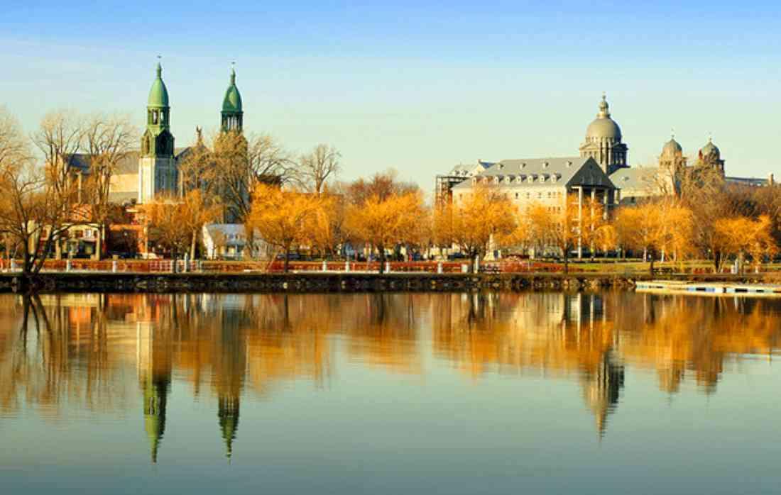 أماكن السياحة في مونتريال