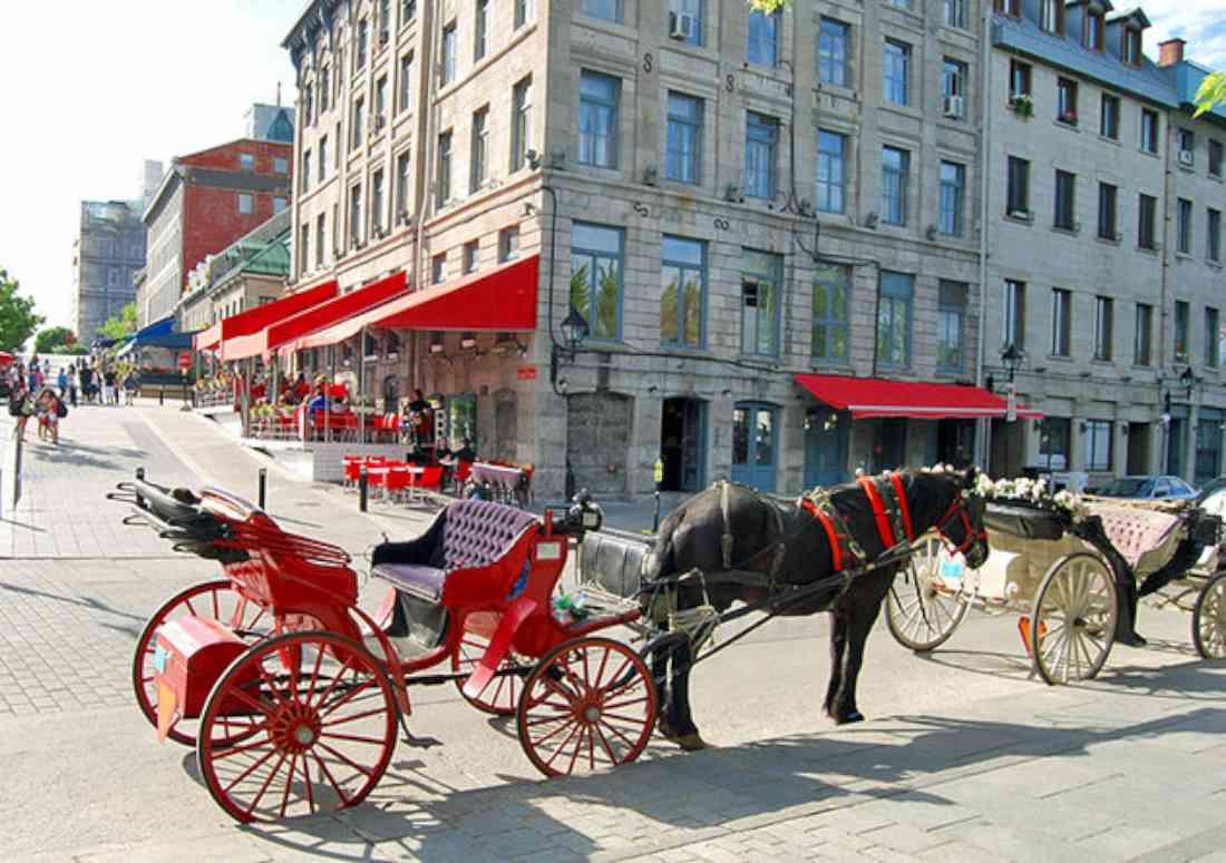 أماكن السياحة في كندا