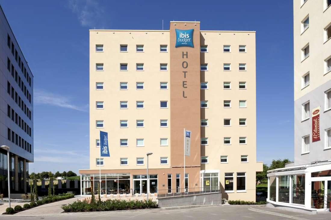 فندق ibis Budget Luxembourg Sud