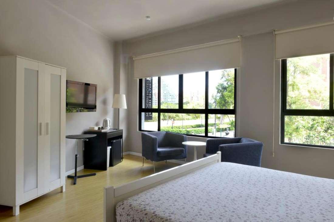 فندق MD Modern Hotel – Jardines