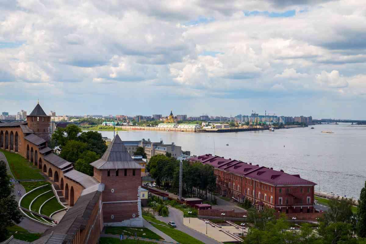 1bf5e4eb57f21 السياحة في نيجني نوفغورود الروسية  حين يكون التاريخ حاميًا للحاضر ...