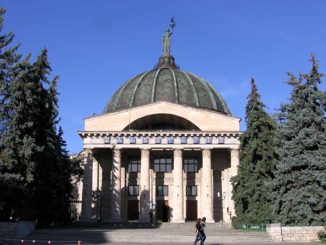متحف بانوراما ستالينغراد