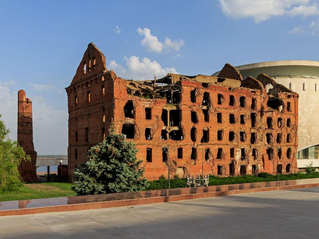 معالم السياحة في فولغوغراد