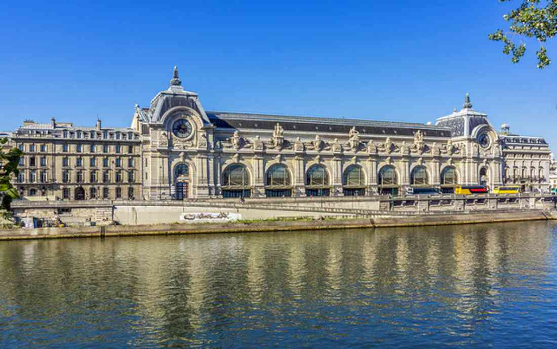 متحف أورساي باريس