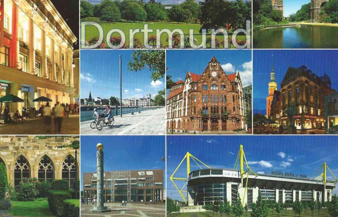 السياحة في دورتموند سياحة