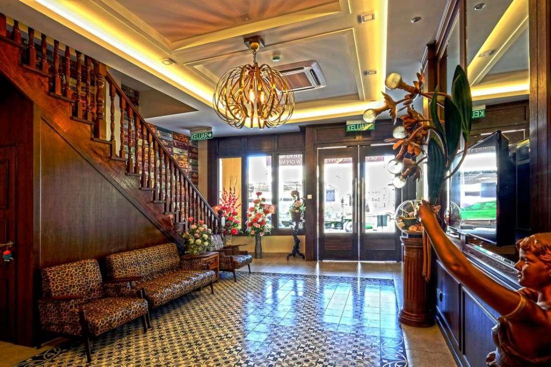 فندق آيلاندر لودج