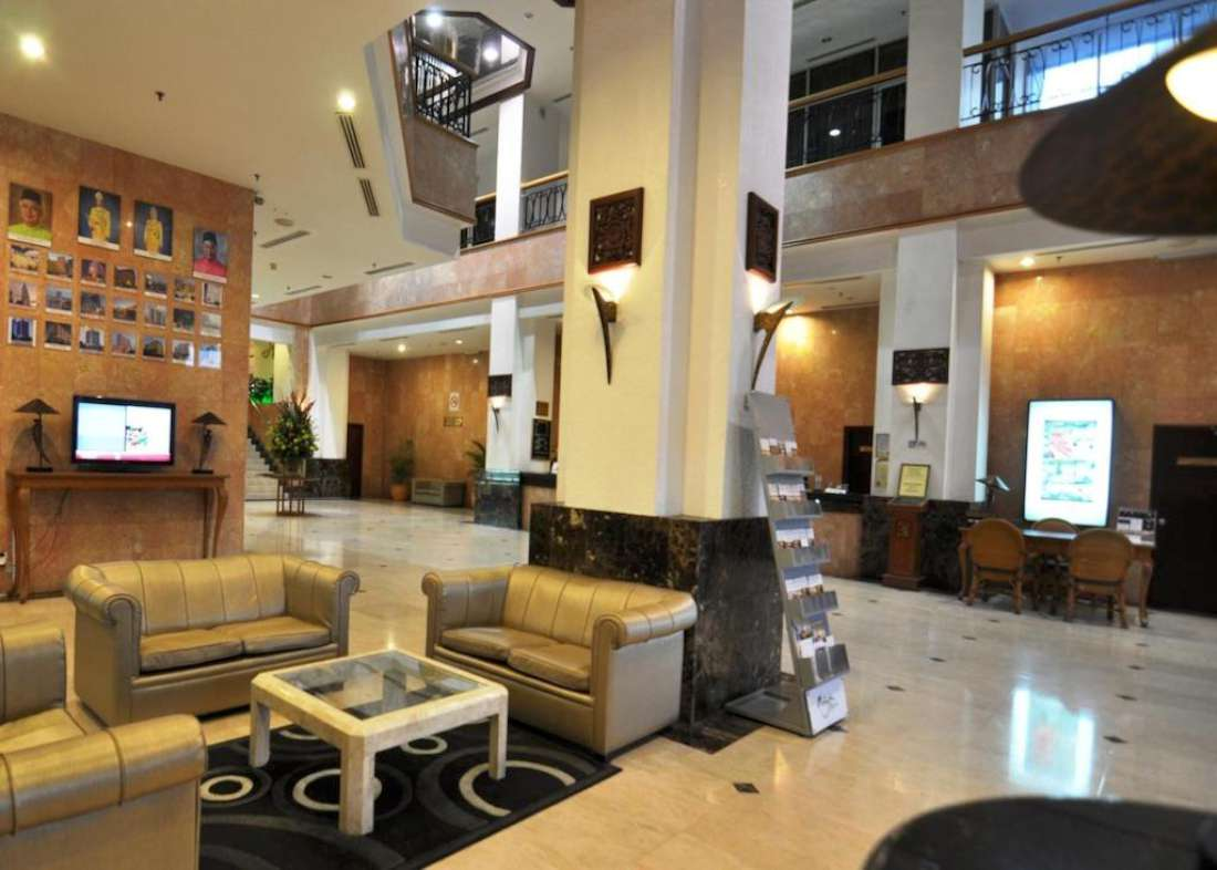 فندق غراند كونتيننتال كوالا تيرينغانو