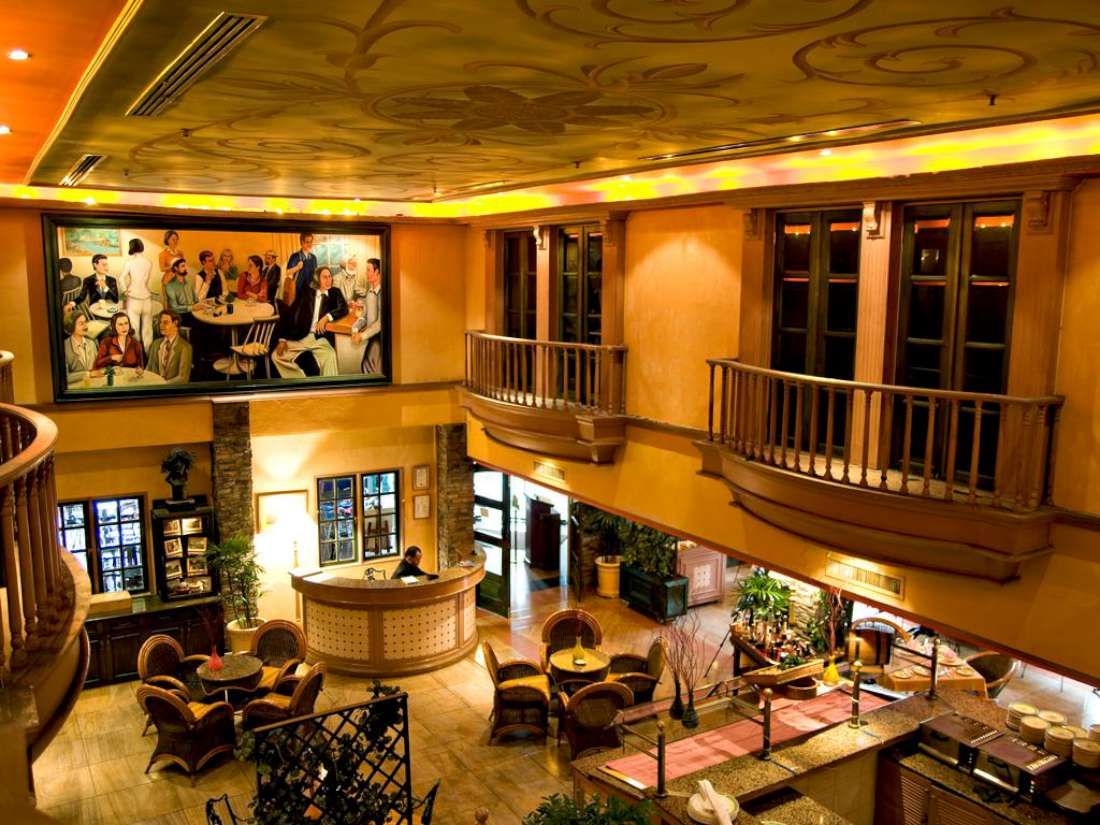 ميرديكا بالاس فندق آند سويتس