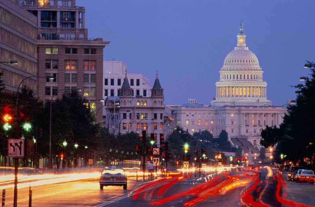 السياحة في الولايات المتحدة الأمريكية