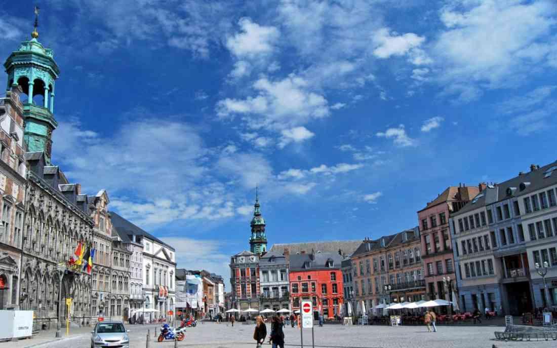 السياحة في بلجيكا