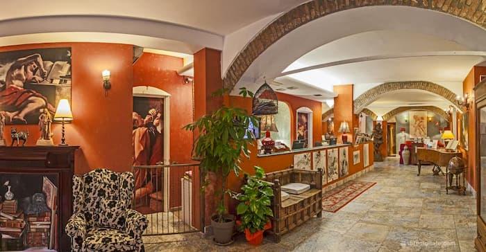 فندق إل جويرشينو – 4 نجوم