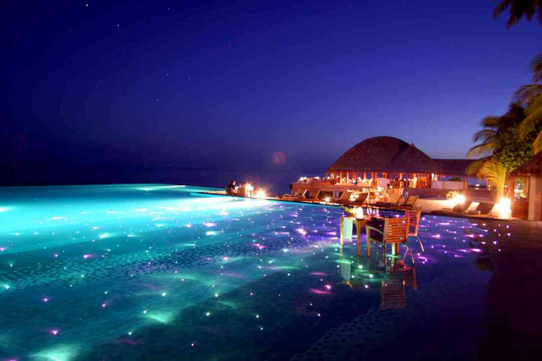 أفضل فنادق جزر المالديف بجميع الفئات تيك ويك