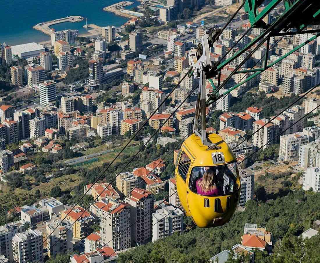 أفضل فنادق جونيه لبنان في جميع الفئات الفندقية