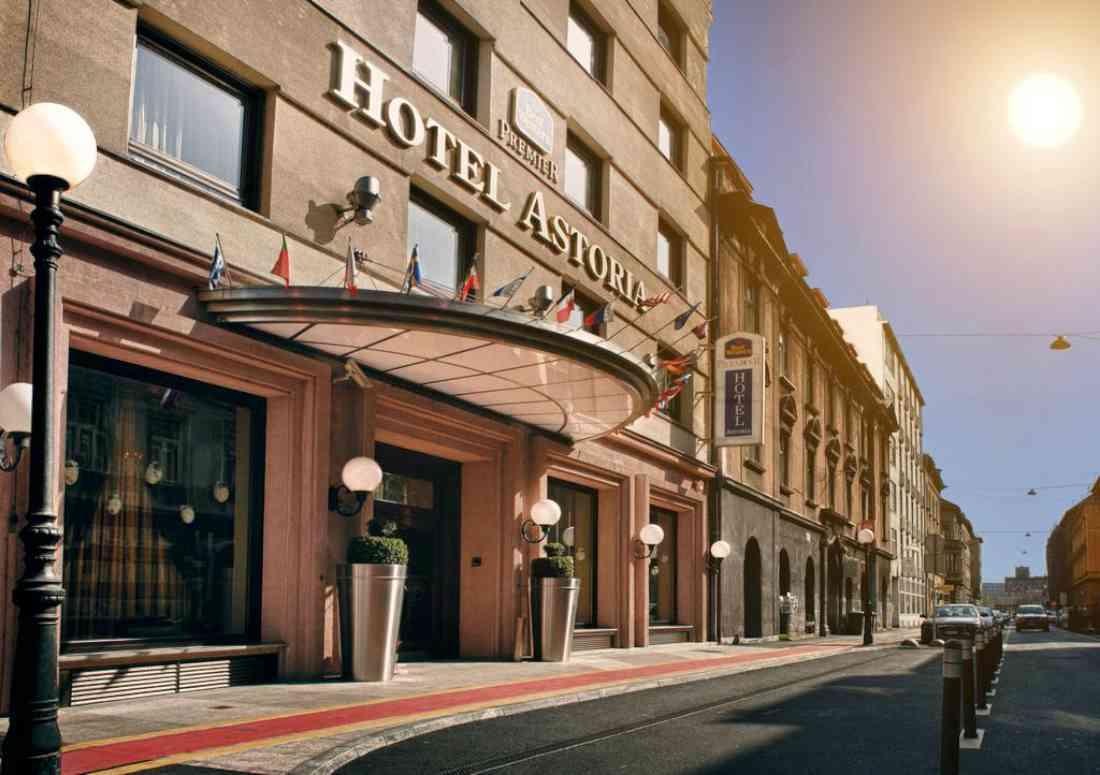 فندق بِست ويستيرن بريمير أستوريا