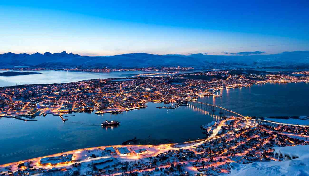 السياحة في النرويج ترومسو