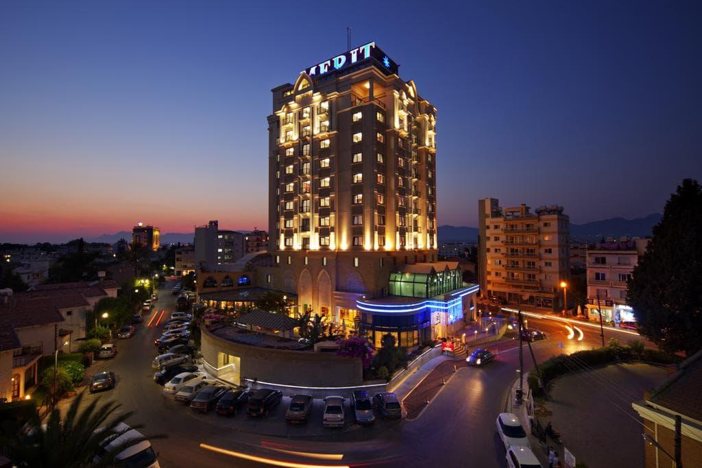 فندق وكازينو ميريت أفضل فنادق قبرص التركية