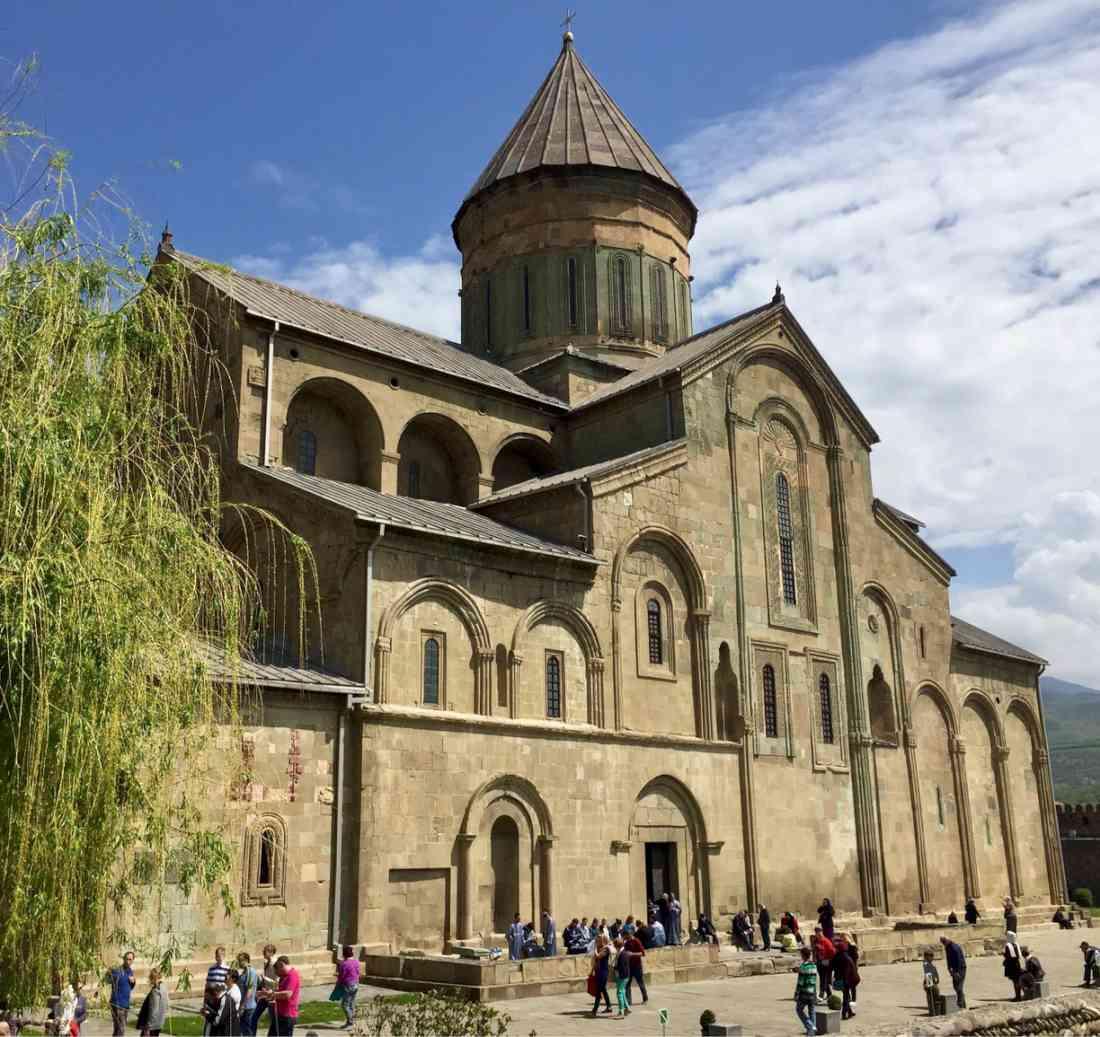 كاتدرائيةمتسخيتا