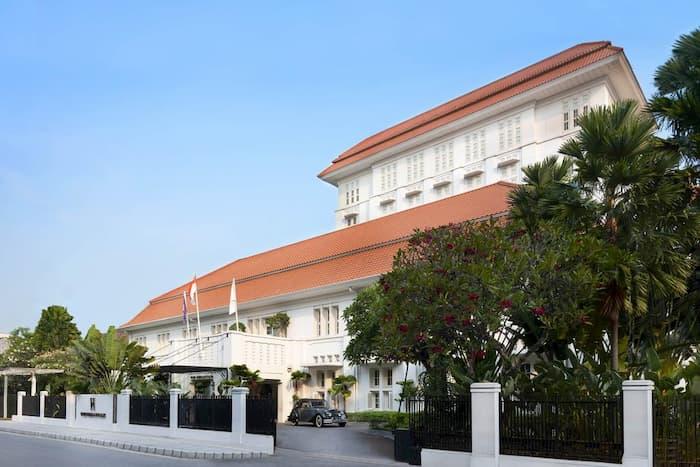 فندق ذا هيرميتاج – 5 نجوم