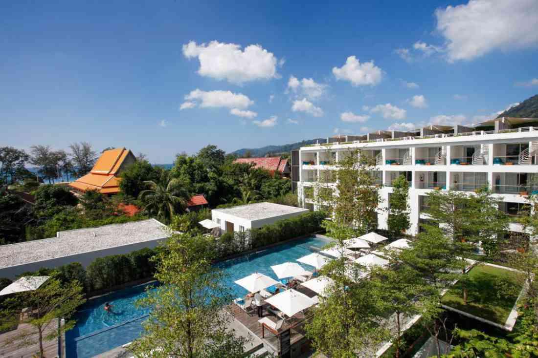 إكس 2 فندق فيب بوكيت باتونغ (ناب باتونغ)