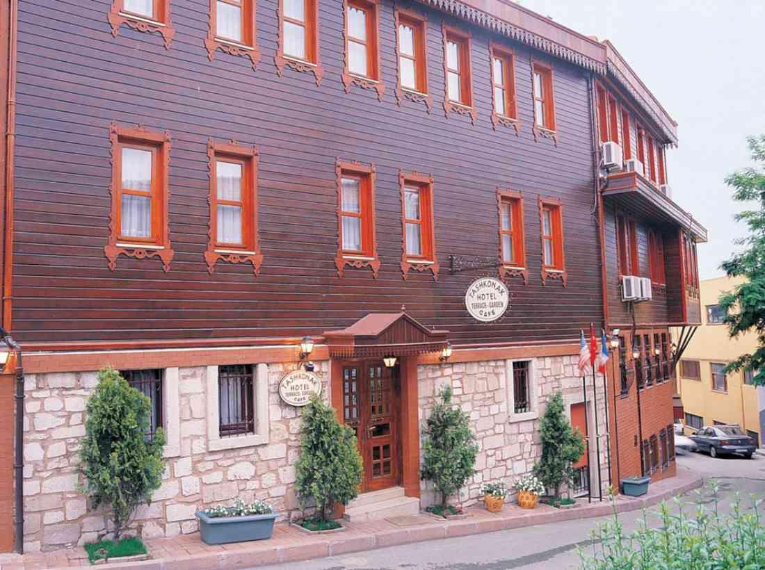 فندق تاش كوناك اسطنبول