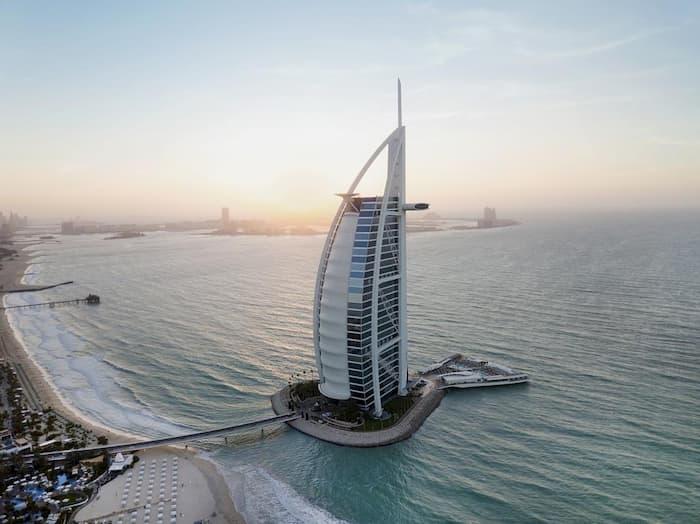 فندق برج العرب جميرا – 5 نجوم