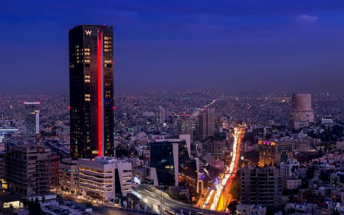 فندق دبليو عمان – 5 نجوم