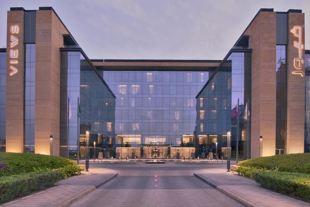 فندق فيوز المدينة الاقتصادية
