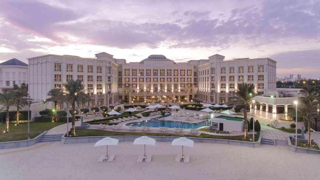 منتجع فندق ريجينسي كويت