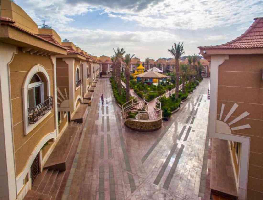 منتجع واحة ميرال للفلل الفندقية