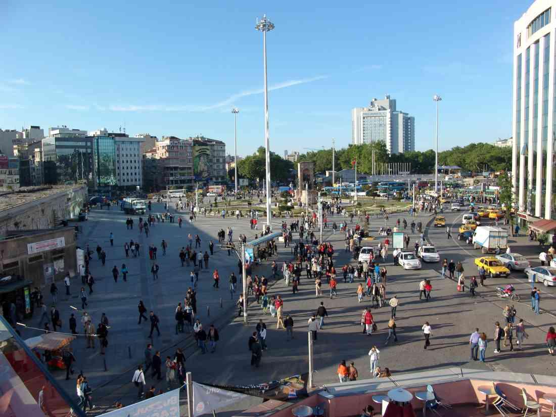 افضل فنادق تقسيم اسطنبول في جميع الفئات